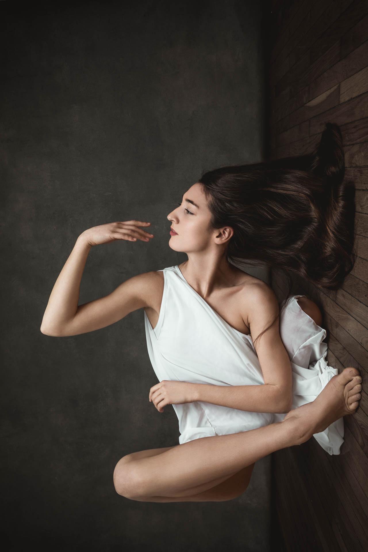 ronan siri portrait dancer danseuse lyon
