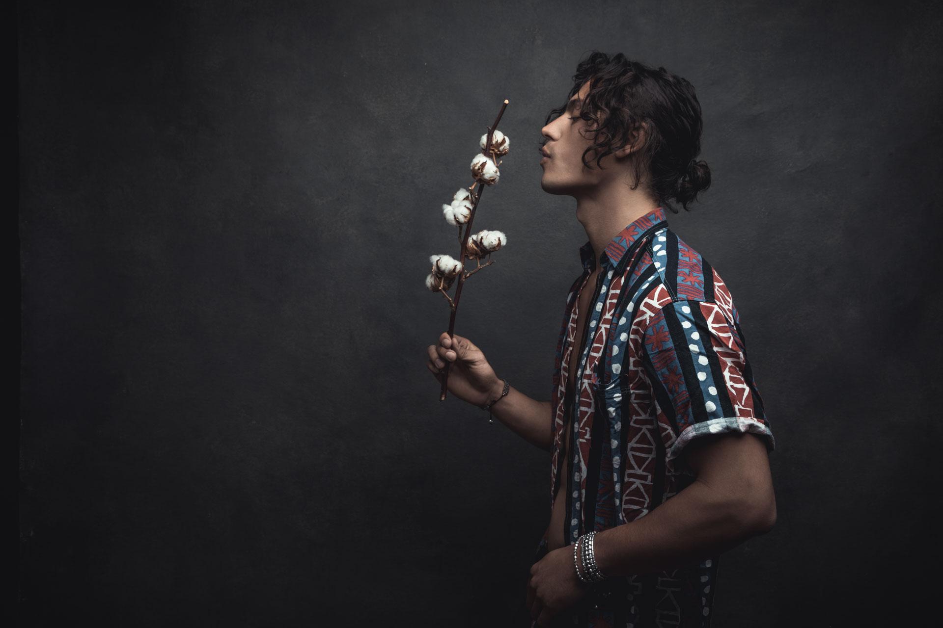 ronan siri portrait Mathis Gardel